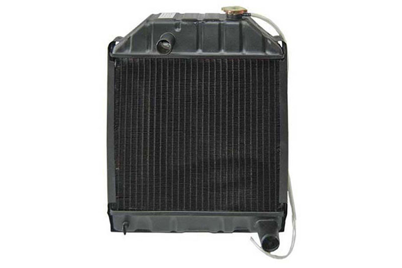 Ford 2000 Tractor Radiators : Victoryfield tractor parts radiator ford