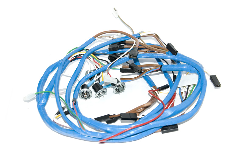 wiring harness for ford 6600 tractor   36 wiring diagram